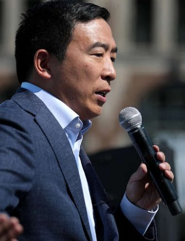 Andrew Yang Calls for Uniform Law on Cryptocurrencies