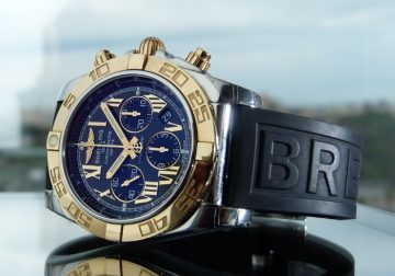 Breitling to Start Issuing Ethereum Certificates for Its Luxury Watches