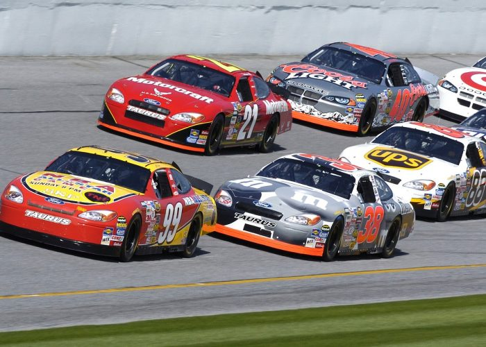 A NASCAR driver to get paid in Bitcoin