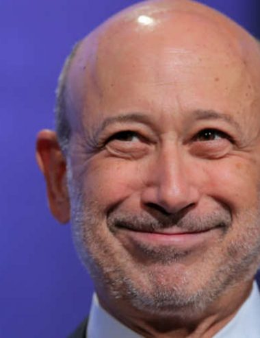 Goldman Sachs CEO: I Don't Own Bitcoin