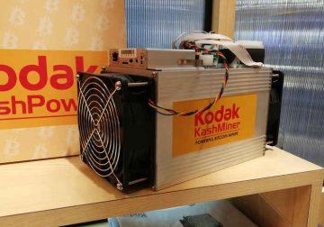 Kodak KashMiner Stopped by the SEC